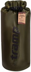 Гермомешок Tramp PVC Diamond Rip-Stop оливковый 25л (4743131051966)
