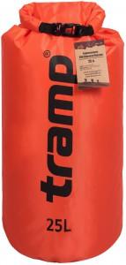 Гермомешок Tramp PVC Diamond Rip-Stop оранжевый 25л (4743131054271)