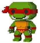 фигурка Игровая фигурка Funko Pop 'Черепашки-ниндзя Рафаэль 8-бит' (22984)