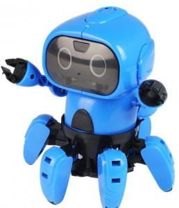 фото Конструктор Stem 'Умный робот Крабик ' (RT016771) #5