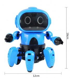 фото Конструктор Stem 'Умный робот Крабик ' (RT016771) #2