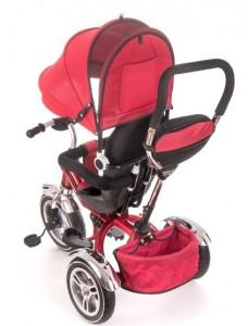 Велосипед 3-х колесный KidzMotion 'Tobi Pro Red' (115003/red)