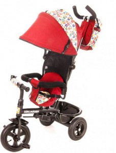 Велосипед 3-х колесный KidzMotion 'Tobi Venture Red' (115002/red)