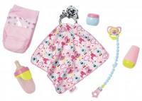 Набор аксессуаров Zapf для куклы Baby Born 'Забота о малыше' (824467)
