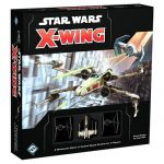 Настольная игра  Fantasy Flight Games 'Star Wars X-Wing Second Edition Core Set' (3409)
