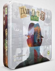 Настольная игра IGames 'Детектив Клуб' (3440)