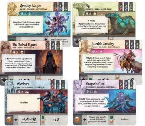 фото Настольная игра Plaid Hat Games 'Crystal Clans: Master Set' (3111) #3