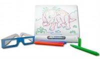 Подарок Доска 3D для рисования 4 в 1 (109-10819790)