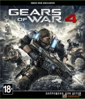 Игра Ключ для Gears of War 4 - RU