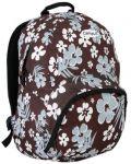 Рюкзак Campus City Cruiser 15 л коричневый/цветы (А000003452)