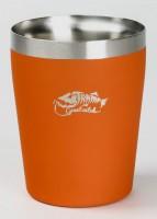 Термостакан металлический Tramp (250мл) оранжевый TRC-101 (4743131054219)