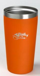 Термостакан металлический Tramp (450мл) оранжевый TRC-102 (4743131054226)