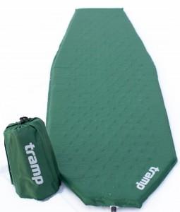 Ковер самонадувающийся Tramp Ultralight зеленый 183х51х3 TRI-023 (4743131056084)