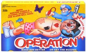 фото Настольная игра 'Операция' (6188-5) #2