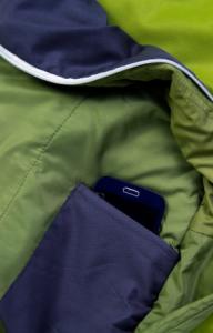 фото Спальный мешок Rockland Ultralight  800  L зеленый (А000007625) #4