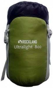 фото Спальный мешок Rockland Ultralight  800  L зеленый (А000007625) #6