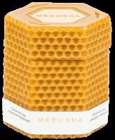 Подарок Органический мед Medusha 'Сота', акация, 350 г