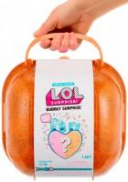 Игровой набор с куклой L.O.L. - Cердце-сюрприз в оранжевом кейсе (556268)