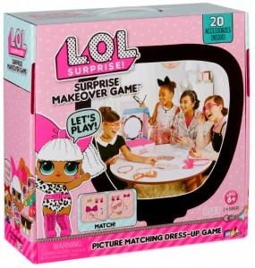 Настольная игра L.O.L.Surprise 'Собери сюрприз!' (556374)