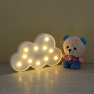 фото Светильник-ночник UFT Облако Funny Lamp Сloud blue (UFTFunnyLampCloud) #5