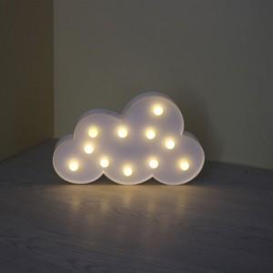 фото Светильник-ночник UFT Облако Funny Lamp Сloud blue (UFTFunnyLampCloud) #6