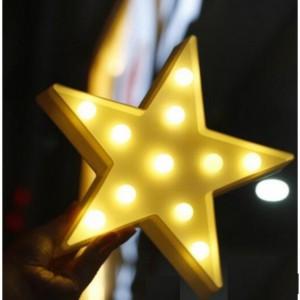 фото Светильник-ночник UFT Звездочка Funny Lamp Star yellow (UFTFunnyLampStar) #7
