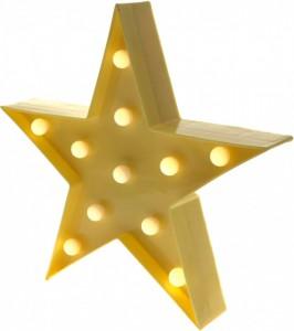 фото Светильник-ночник UFT Звездочка Funny Lamp Star yellow (UFTFunnyLampStar) #2