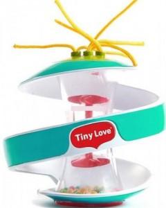 Погремушка Tiny Love Спираль Klepsydra бирюзовая (1503800458)