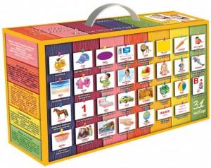 фото Подарочный набор Вундеркинд с пеленок 'Англо-русский чемодан' #5