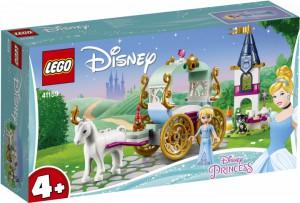 Конструктор LEGO Disney Princess 'Золушка в карете'(41159)