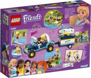 фото Конструктор Lego Friends  'Багги с прицепом Стефани '(41364) #2