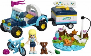 фото Конструктор Lego Friends  'Багги с прицепом Стефани '(41364) #3