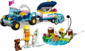 фото Конструктор Lego Friends  'Багги с прицепом Стефани '(41364) #4