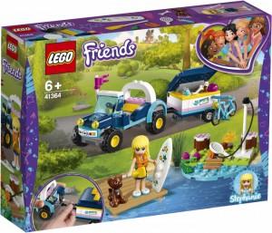 Конструктор Lego Friends  'Багги с прицепом Стефани '(41364)