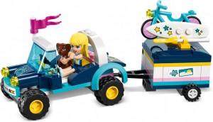 фото Конструктор Lego Friends  'Багги с прицепом Стефани '(41364) #9
