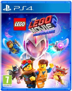 THE LEGO MOVIE 2 VIDEOGAME PS4 - РУССКАЯ ВЕРСИЯ