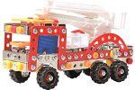 фото Конструктор Qunxing Toys Пожарная машина 239 деталей (428) #2