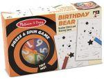 Настольная игра Melissa&Doug 'День рождения медведя' (MD4511)