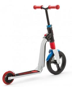 Самокат Scoot and Ride 'Highwayfreak 3.0' бело-красно-синий