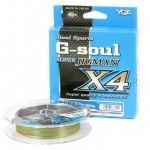 Шнур YGK  Super Jig Man X4 200m #2.0/30lb 10m x 5 цветов (55450142)