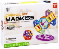Магнитный конструктор Magkiss 'mini', 56 деталей (HD341A)