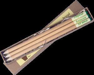 фото страниц Подарочный суперкомплект: книга 'Выбор Джейми. Мировая кухня' + набор эко-карандашей с семенами специй #4