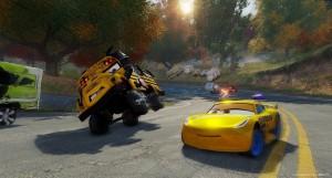 скриншот Cars 3: Driven to Win Xbox One - Тачки 3. Навстречу победе - Русская версия #3