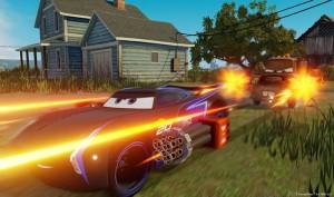 скриншот Cars 3: Driven to Win Xbox One - Тачки 3. Навстречу победе - Русская версия #2