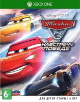 игра Cars 3: Driven to Win Xbox One - Тачки 3. Навстречу победе - Русская версия