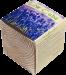 Подарок Набір для вирощування Brinjal 'Live Cube' лаванда
