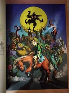 фото страниц The Legend Of Zelda. Сокровища в рисунках #6