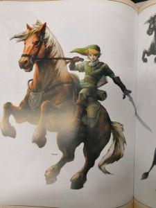 фото страниц The Legend Of Zelda. Сокровища в рисунках #5