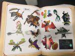 фото страниц The Legend Of Zelda. Сокровища в рисунках #3