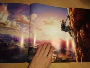 фото страниц The Legend Of Zelda. Сокровища в рисунках #10